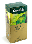 Greenfield Green Melissa 25пак.